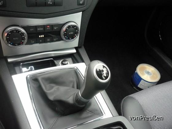 Sixt FDMR Mercedes Benz C180K