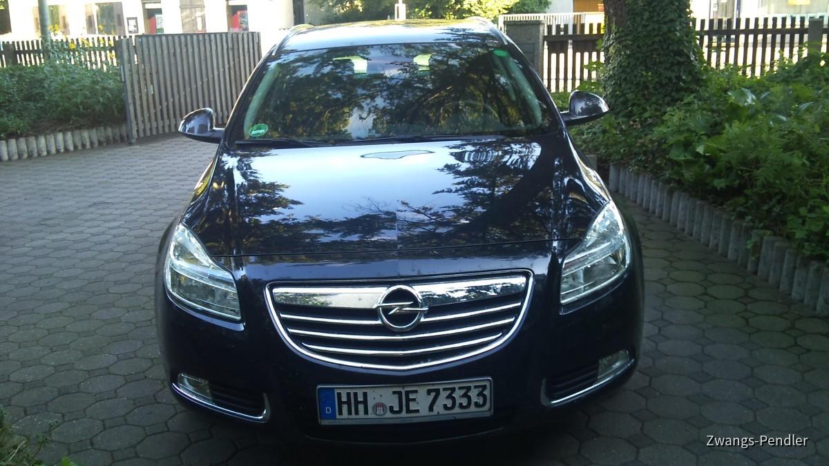 Opel Insignia ST Turbo 4x4