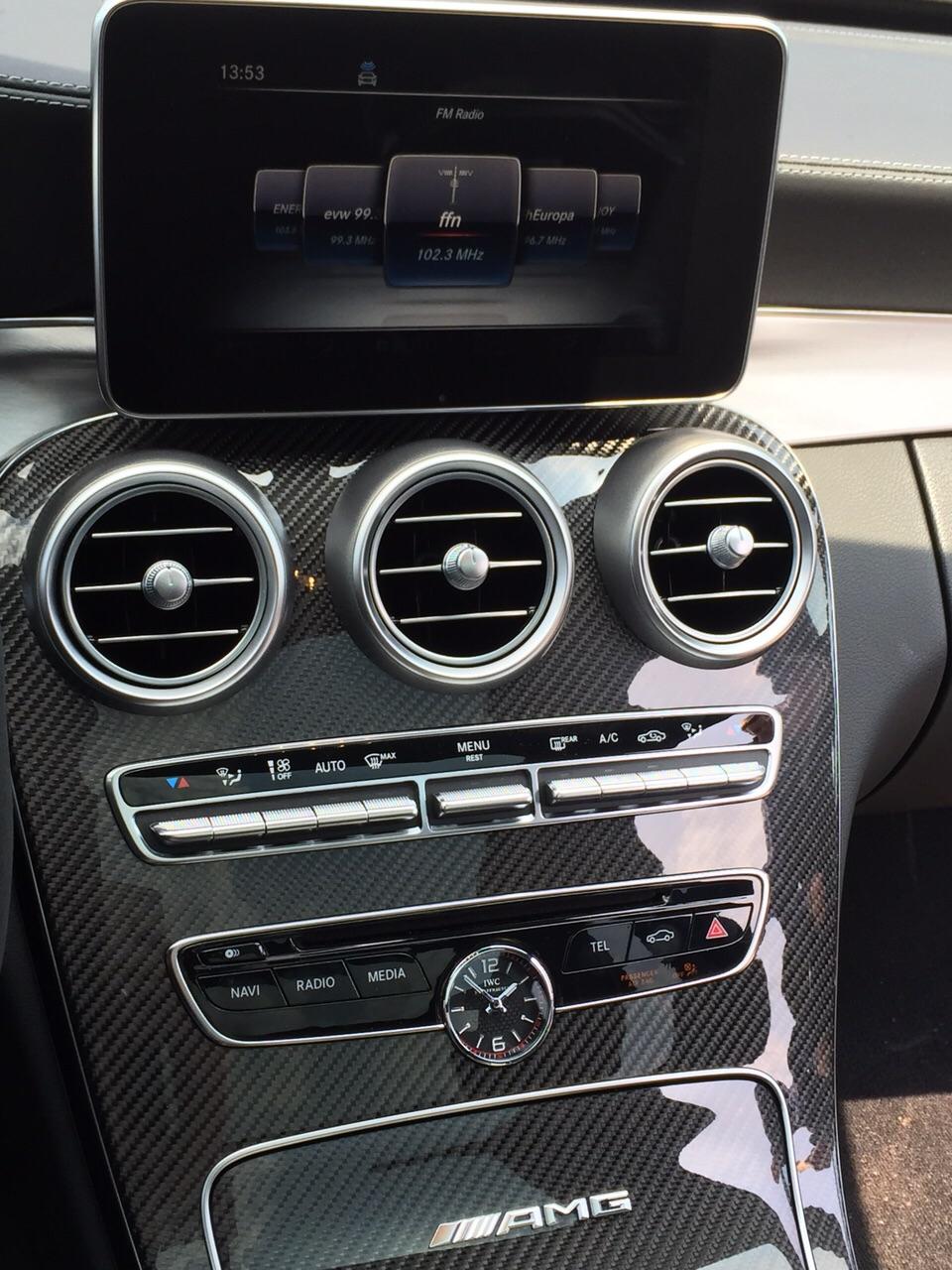 Mercedes-AMG C63s T-Modell