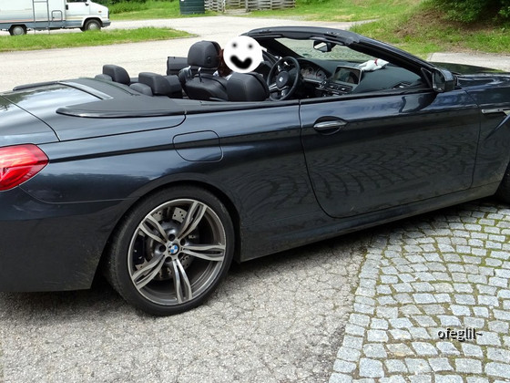 M6 Cabrio Seite