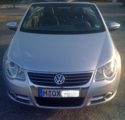VW EOS 1.4 TSI 122 PS SIXT