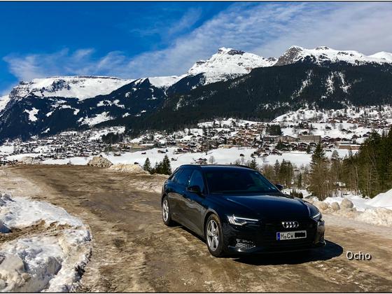 Audi A6 Avant 50 TDI C8