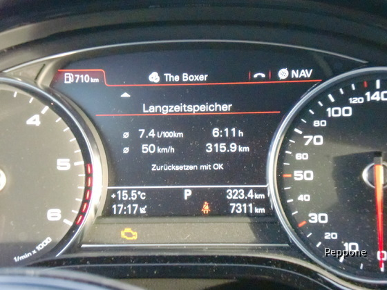 Audi A 8 3.0 TDI Quattro 007