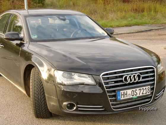 Audi A 8 3.0 TDI Quattro 003