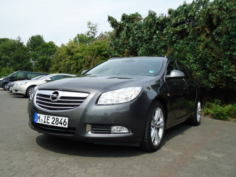 Opel Insignia Sports Tourer 2,0CDTI