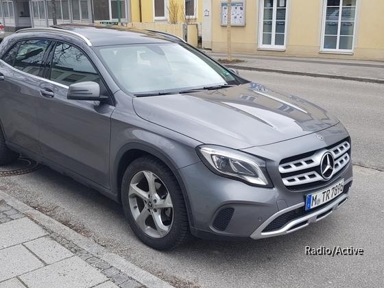 Mercedes-Benz GLA 200   Sixt Bonn-Bad Godesberg
