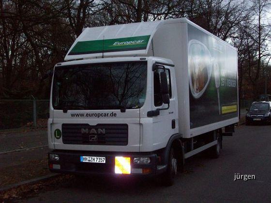 MAN, 7.5 tonner, Gruppe5, Europcar