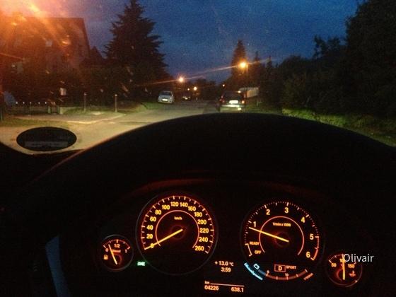 BMW 318d M-Paket