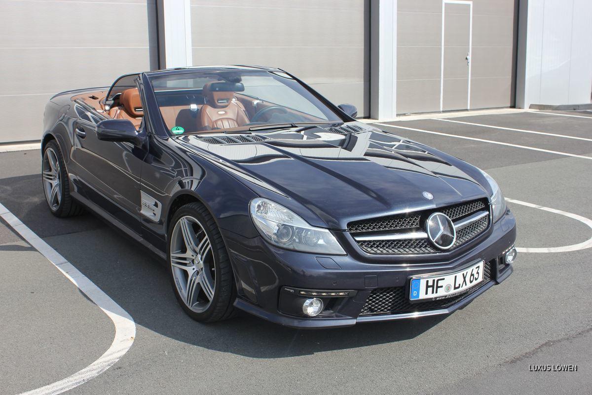 Mercedes-Benz SL 63 AMG 3