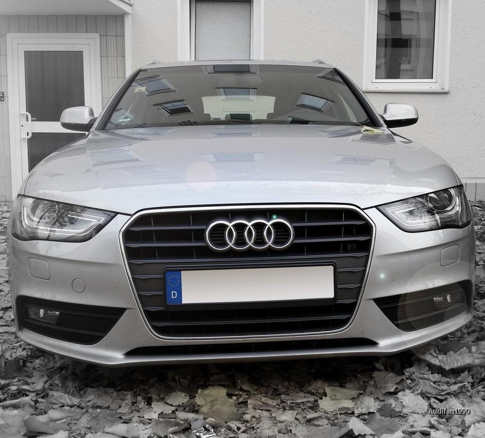Audi A4 Avant 2.0 TDI (1)