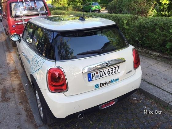 Mini New Drive Now