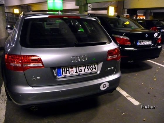 Europcar Hannover Airport 29.11.