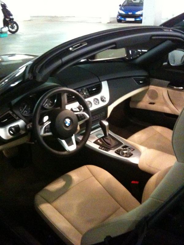 BMW Z4 30i sdrive