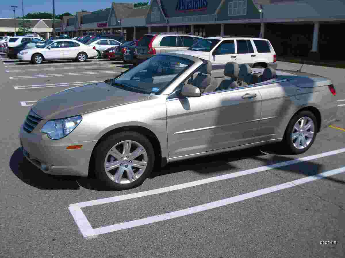 Chrysler Sebring Hertz Boston