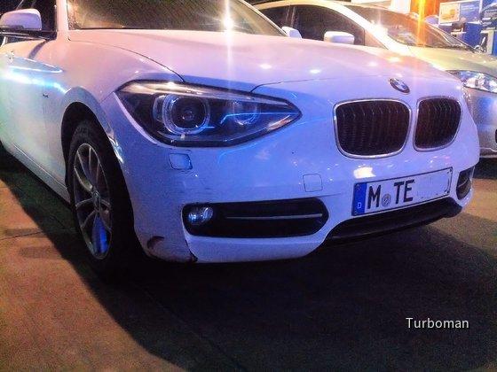 BMW 116iA F20