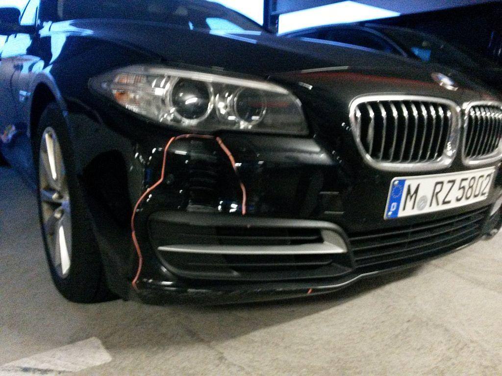 Mietwagenschrott HAM 24.06.2015
