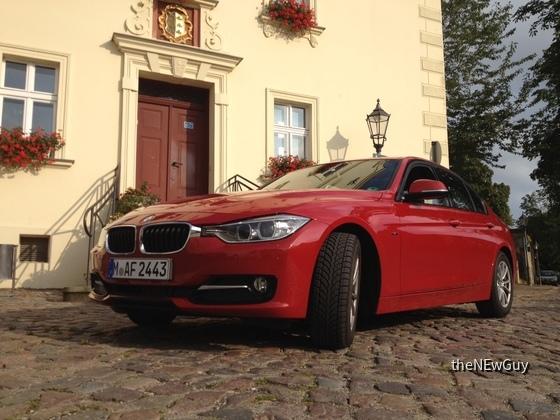 BMW 320d Sixt