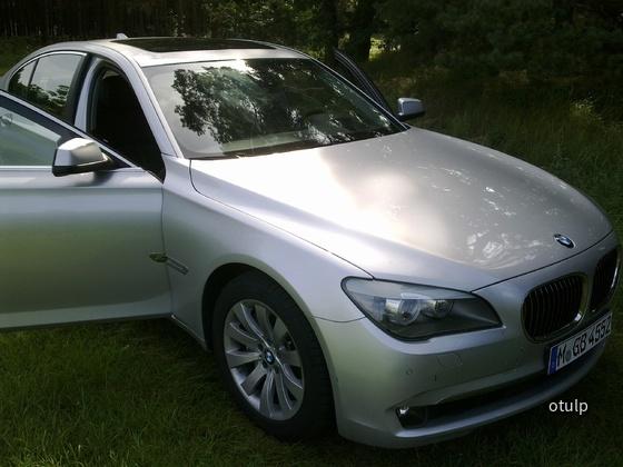 BMW 740xD