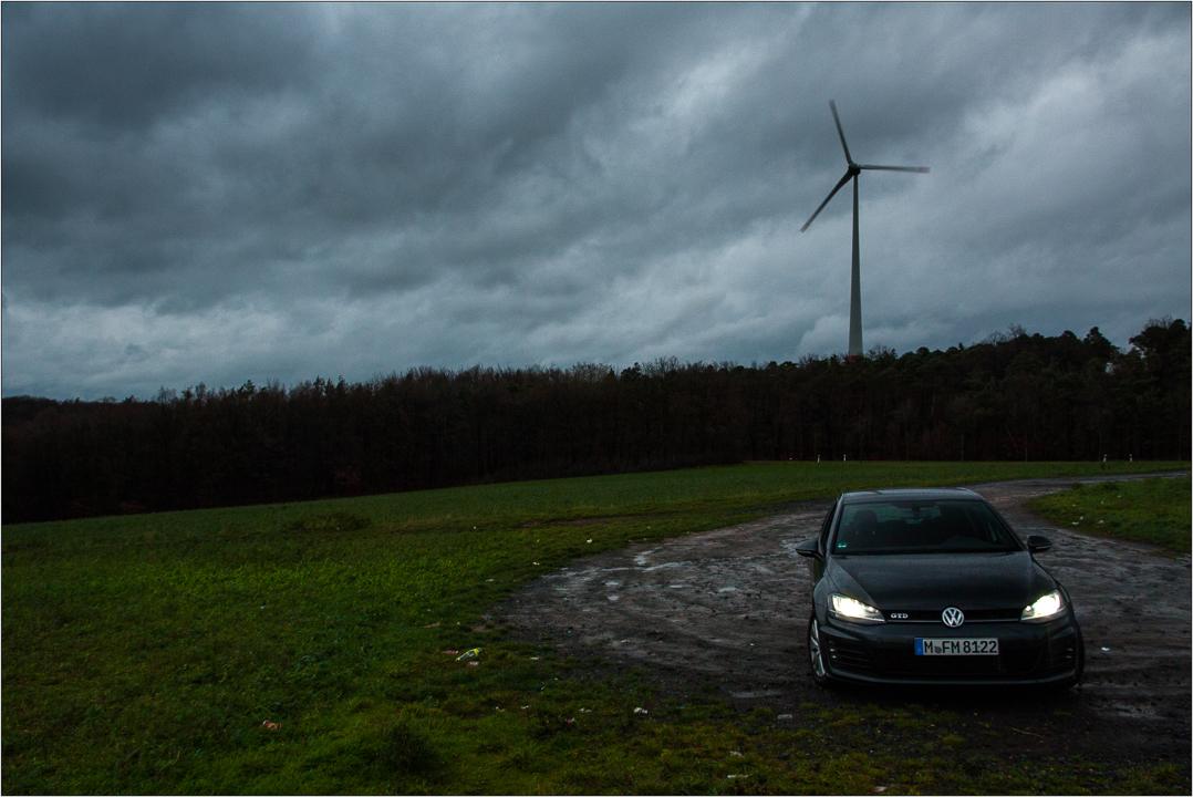 VW Golf VII 2.0TDI GTD MAN 184PS
