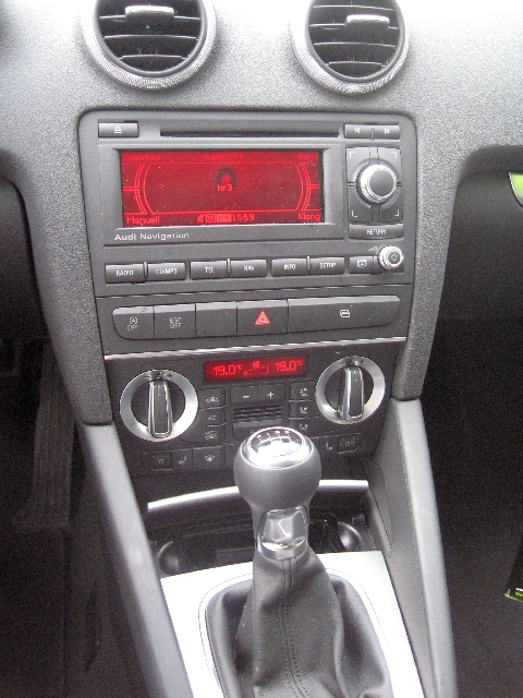 A3 2.0 TDI von Europcar