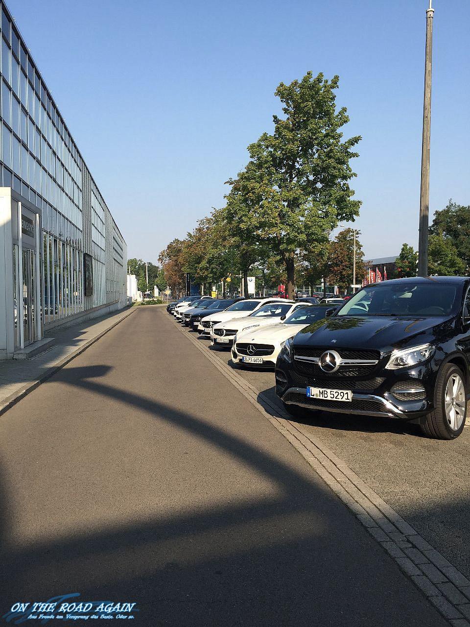 Mercedes-AMG Performance Tour