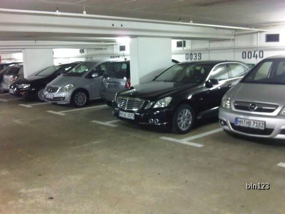 Parkplatz HH Hbf