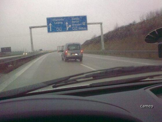 Opel Combo von Europcar