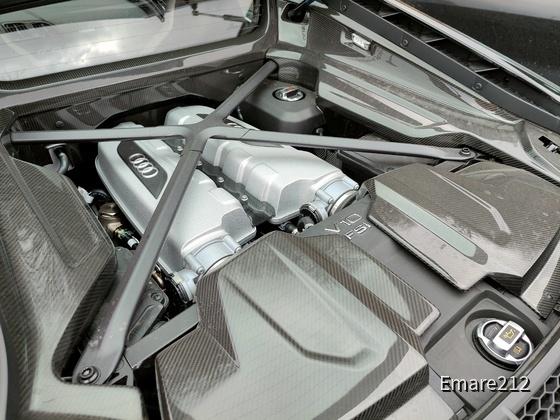 Audi R8 V10 Performance Coupé | Audi on Demand Leipzig