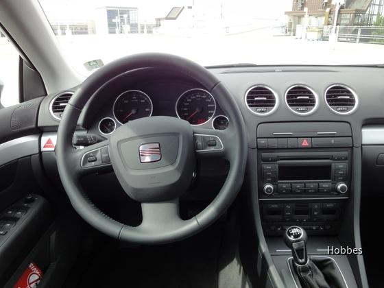 SEAT Exeo ST 2.0 TDI 105kW