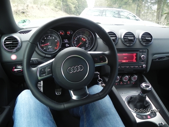 Audi TT Coupé   Sixt Bonn-Bad Godesberg