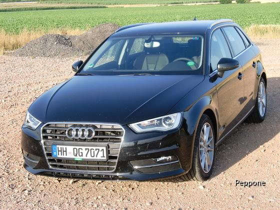 Audi A 3 Sportback 2.0 TDI 006
