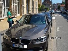 3x BMW 316d Limousine von Europcar