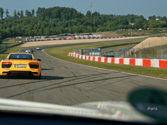 Gefuehrte Runde GP-Track