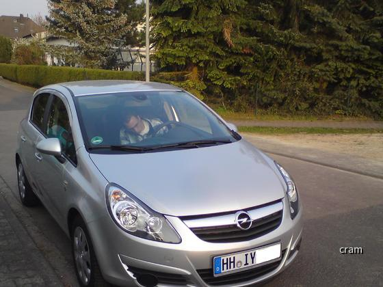 Opel Corsa 111 Jahre Edition | Europcar