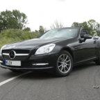 Mercedes SLK200 von SIXT