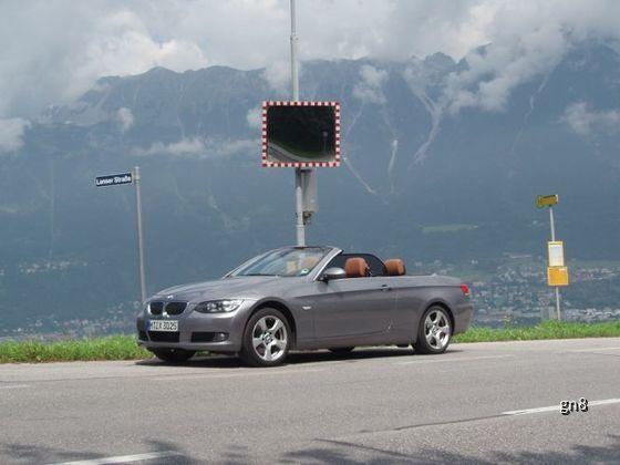 BMW 325d Cab (Sixt)