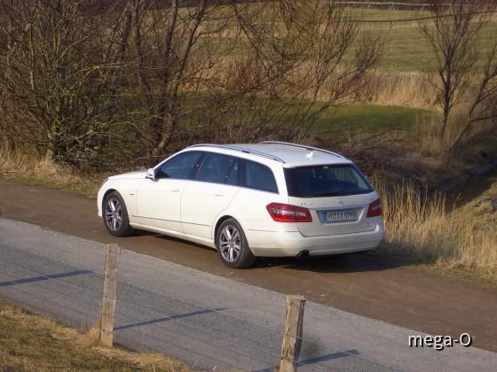 Mercedes E 200 CGI