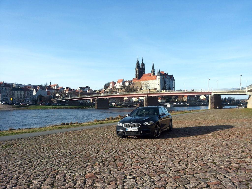 BMW M550d Touring