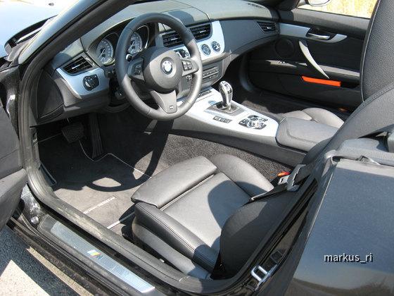 BMW Z4 35iS, Sixt LEJ