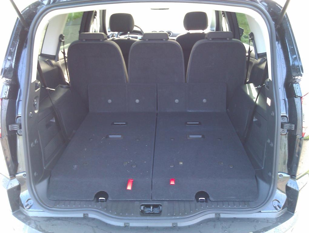 Ford S-Max 2.2 TDCI Sixt