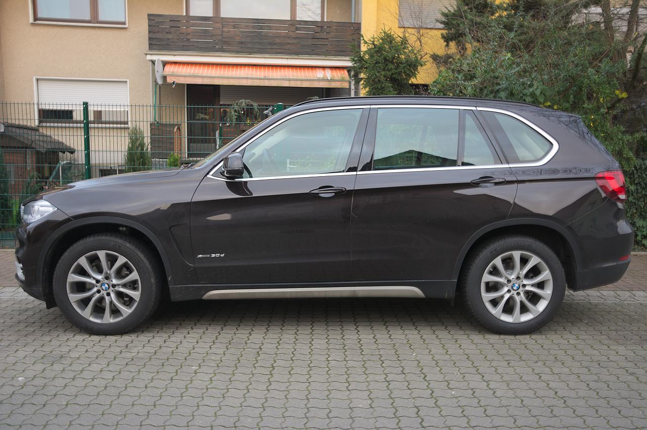 BMW X5 30d von Sixt