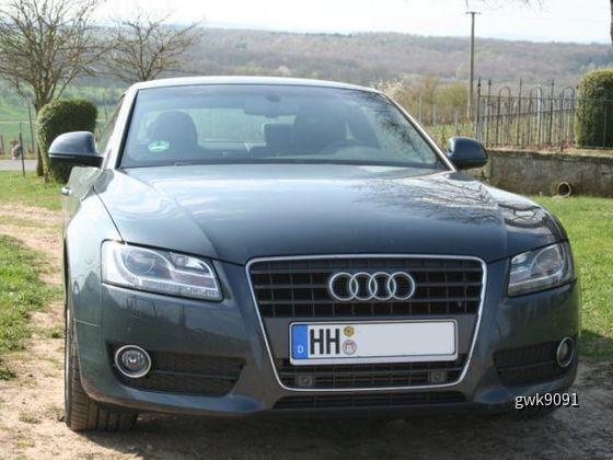 Audi A5 1.8T von Europcar