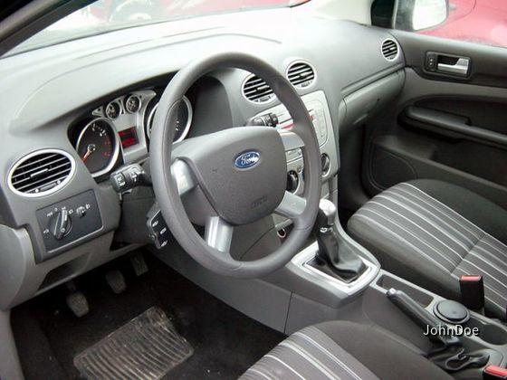 Ford Focus Turnier von Hertz