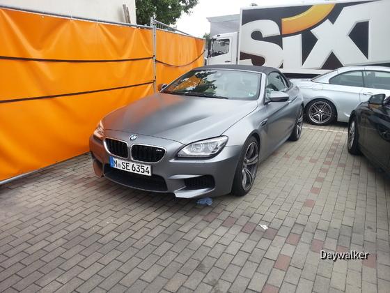 BMW M6 - Frontansicht