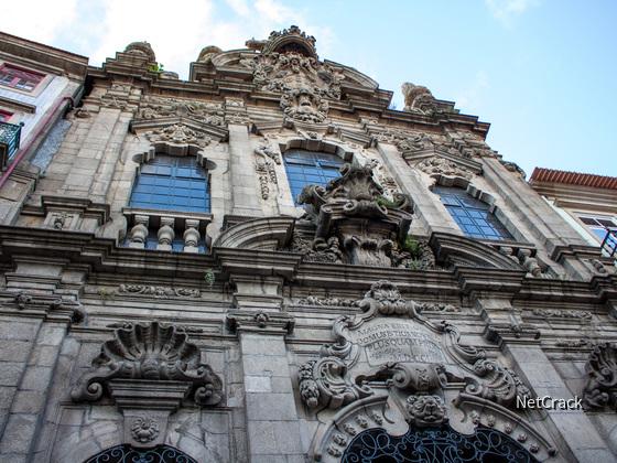 Igreja da Misericórdia, Porto