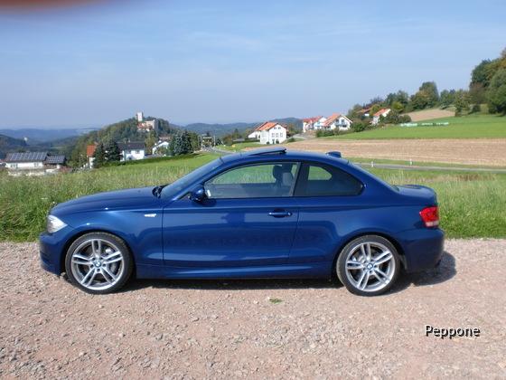 BMW 135i Coupe 001