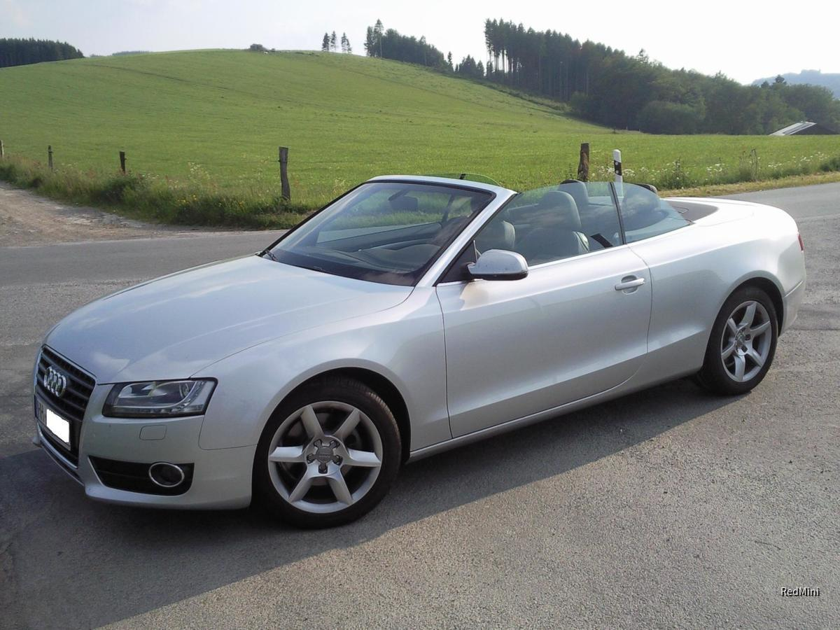 Audi A5 1.8T Cabrio Europcar