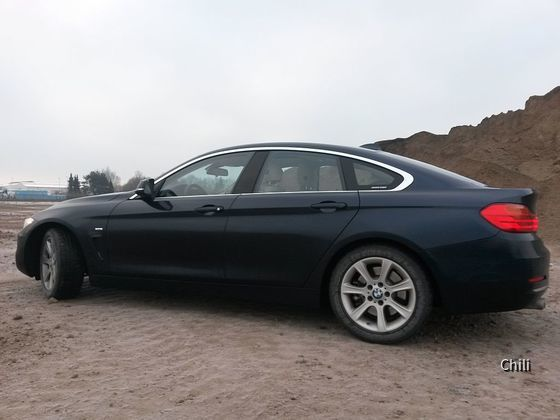 BMW 430d Gran Coupe