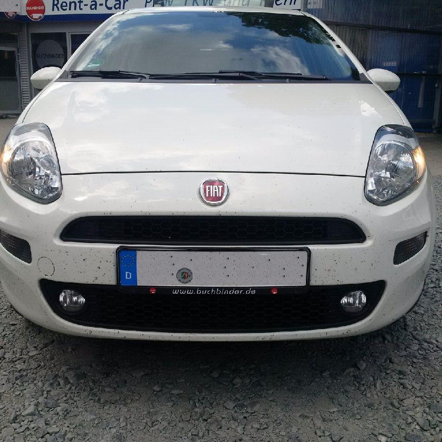 Fiat Punto Buchbinder FFM Ost