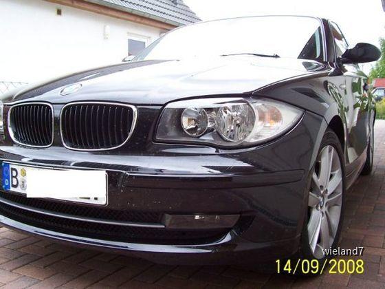 BMW 123D Europcar